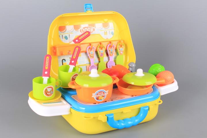 Куфар - чанта Кухненски комплект -  3 в 1