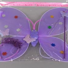 Крила на пеперуда-светещи