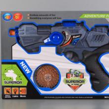 Пистолет със звукови и светлинни ефекти