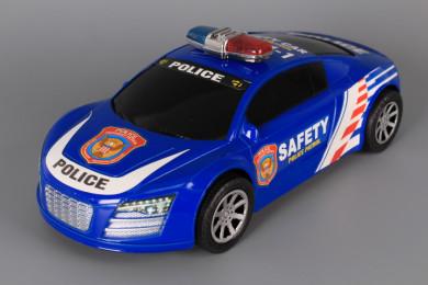 Полицейска кола фрикционна