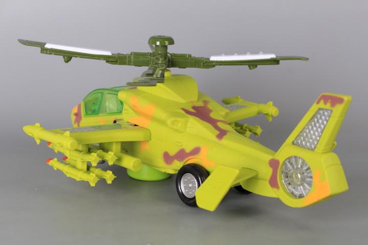 Хеликоптер със звукови и светлинни ефекти
