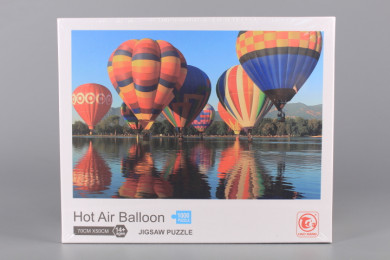 Пъзел Hot Air Balloon - 1000 ел.