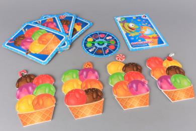 Магнитна игра Направи сладолед