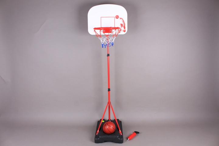 Баскетболен кош с метална стойка - 180 см.