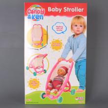Количка за кукли Candy & Ken