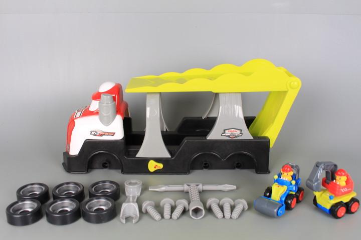 К-т Автовоз-писта, строителни машини и инструменти