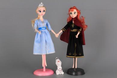 Комплект 2 кукли