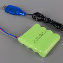Радиоуправляем верижен кран със светлинни и звукови ефекти и зареждащи се батерии