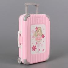 Комплект гримове в куфарче на колела