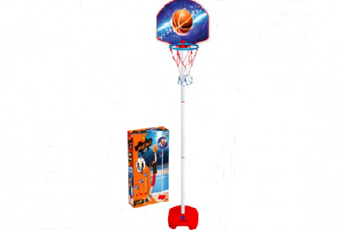 Баскетболен кош с регулируема стойка