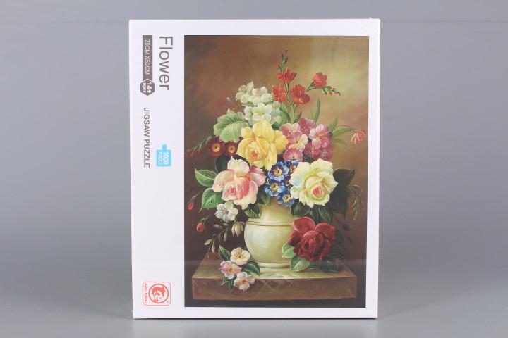 Пъзел Flower - 1000 ел.