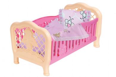 Легло за кукли