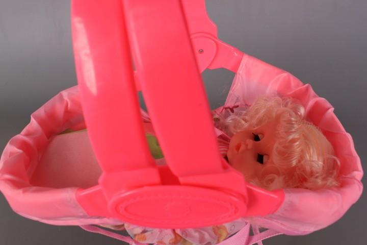 Кукла в мултифункционално кошче