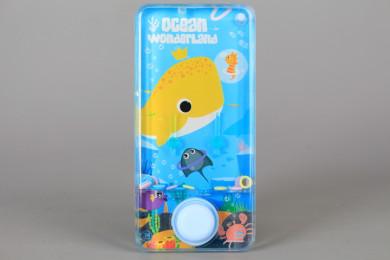 Водна игра Морски животни