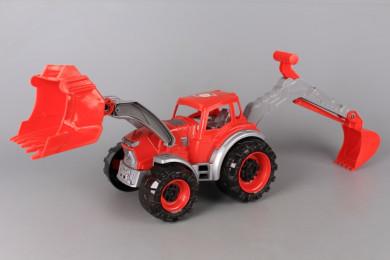 Трактор Тексас товарач-копач-60 см.