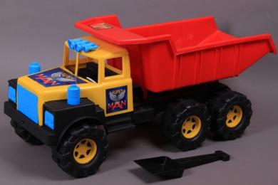 Камион самосвал-76 см