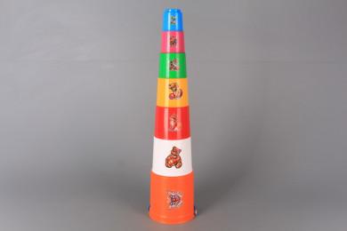Кула с кофичка и чашки-7 ел.