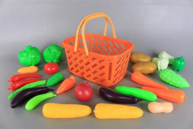 Кошница със зеленчуци