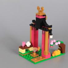 Конструктор Принцеса-107 елемента