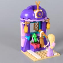 Конструктор Спалня и принцеса-159 елемента