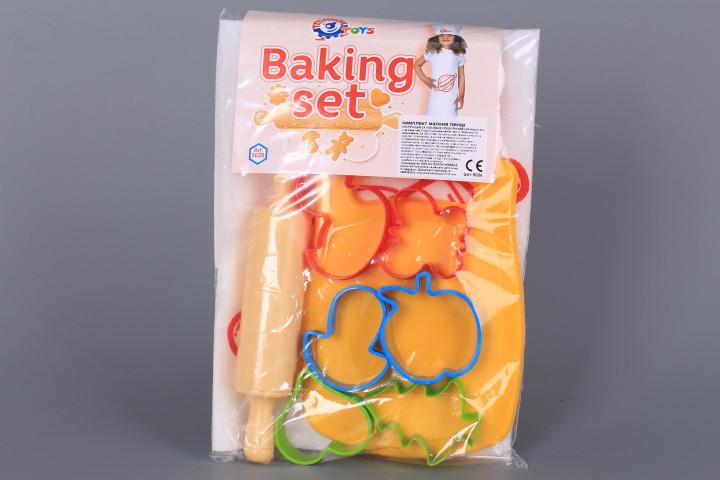 Комплект Малкия пекар