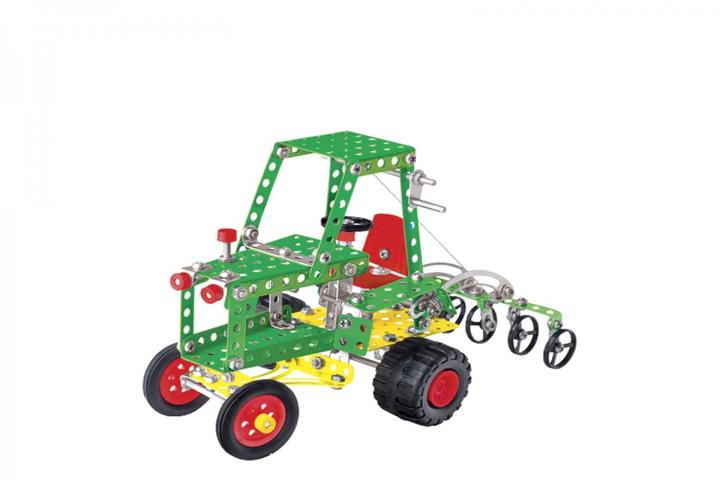 Метален конструктор Земеделска техника