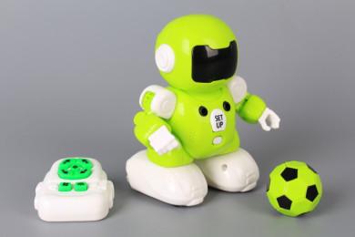 Радиоуправляем робот-футболист