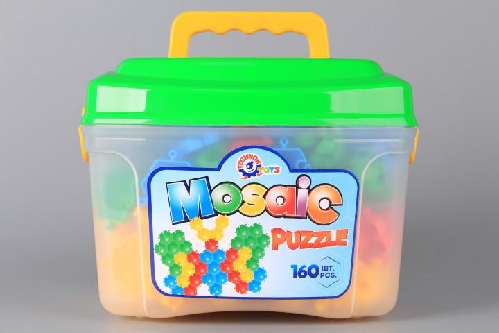 Мозаечен пъзел-160 елемента