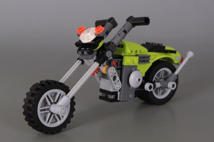 Конструктор мотор 3 в 1-129 елемента