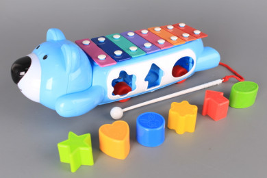 Ксилофон Мече с форми за напасване