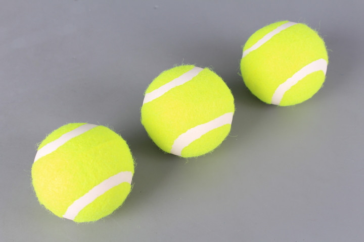 Комплект топки за тенис - 3 бр.