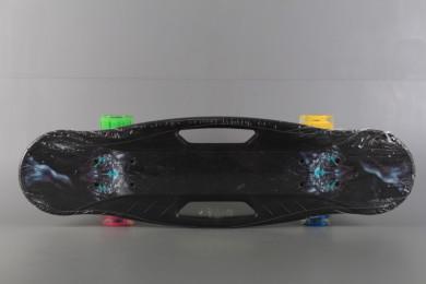 Скейтборд със светещи колела-67 см