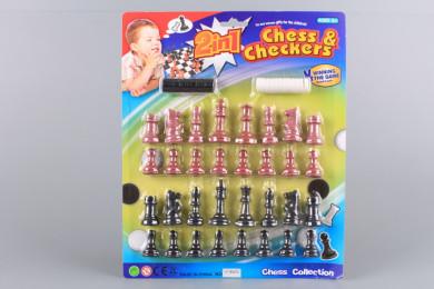 Шах и шашки - 2 в 1