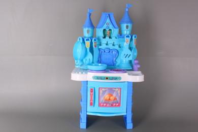 Кухня-замък