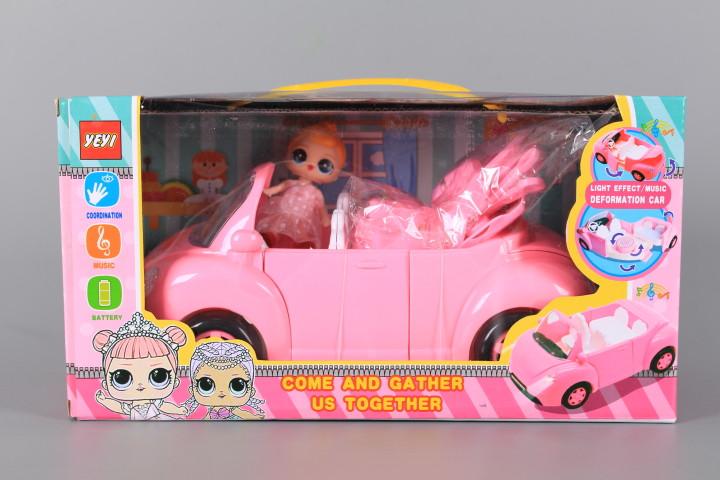 Кола-пикник и кукличка