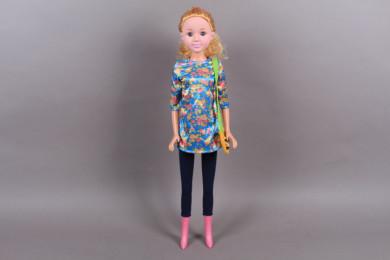 Кукла музикална-76 см