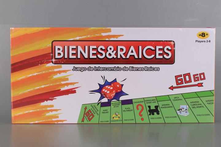 Игра Бизнес (испански език)