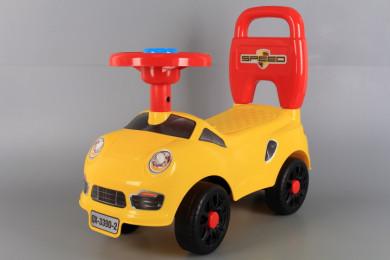 Кракомобил с клаксон