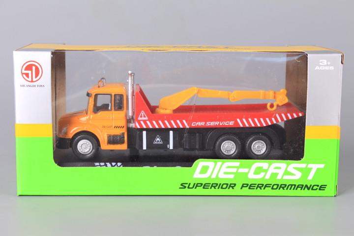 Камион репатратор -  PULL BACK