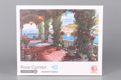 Пъзел Rose Corridor - 1000 ел.