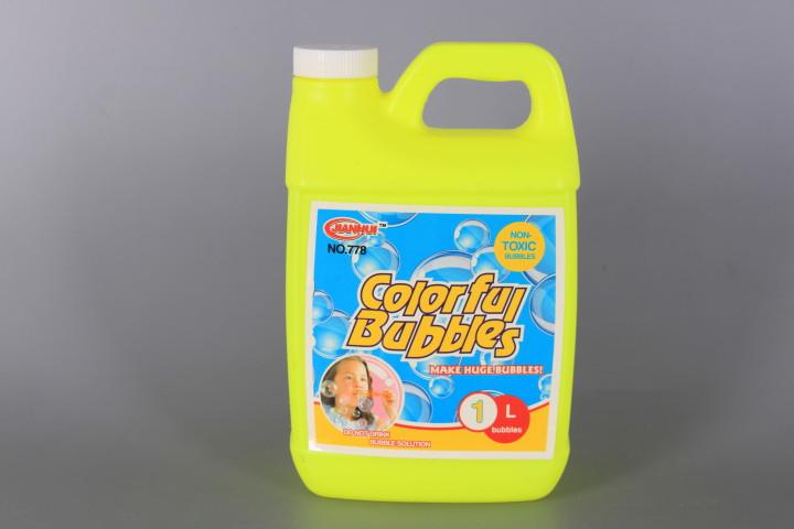 Течност за сапунени балончета-1 литър