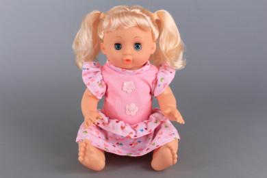Кукла плаче и се смее