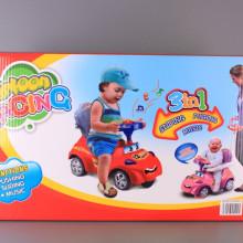 Кракомобил с родителски контрол