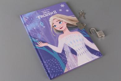 Таен дневник с катинарче - FROZEN