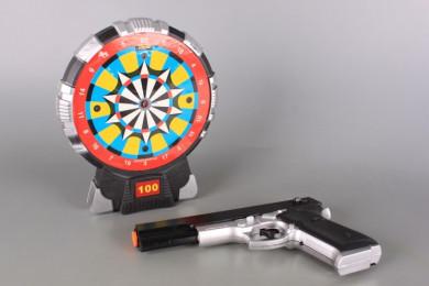 Интерактивен комплект Пистолет и мишена
