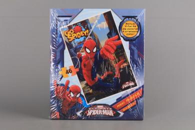 Пъзел SPIDER-MAN - 46 ел (61*91 см)
