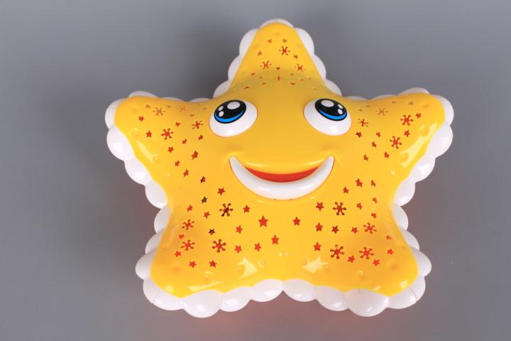 Морска звездичка-проектор