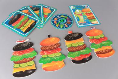 Магнитна игра Направи хамбургер
