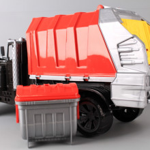 Сметовоз с контейнер Фарго-56 см.