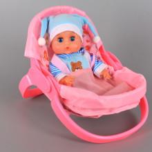 Бебе в мултифункционален кош